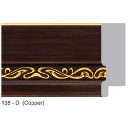 138-D Series Copper Photo Frame Molding