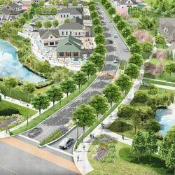 Lake Development