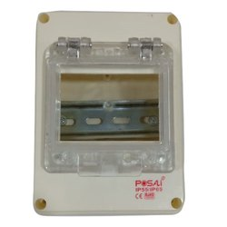Posali PC ABS ABS MCB Box, for Electrical Fittings