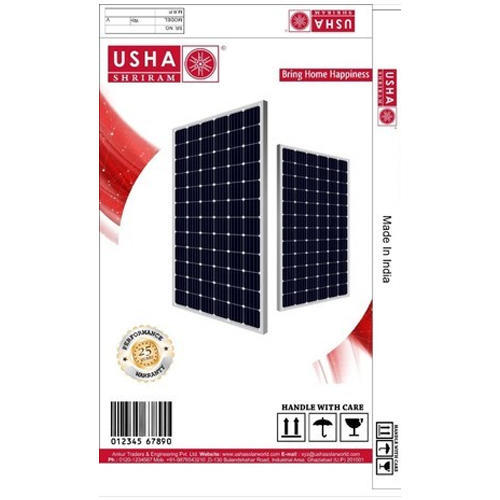 Usha Shriram Solar Panel Solar Panel Power Solar Panels Power Power Solar Panel Solar Power Board Power Solar Panels Dinkar Pv Technologies Batala Id 19016693133
