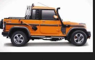 Bolero Pik Up Bolero Maxi Truck Plus Retail Showroom From Rourkela