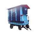 6-Seater Mobile Toilet Van