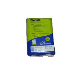 Pioneer Underpad, 10 Pads, Size: 60*90cm