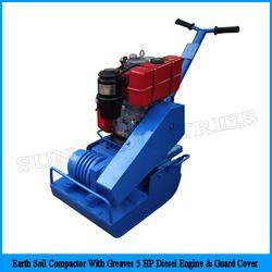 Earth Compactor 2 Ton