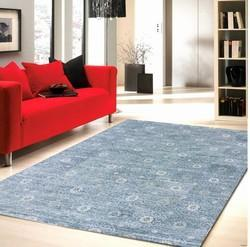 Natural Design Wool Viscose Bedroom Are Carpets