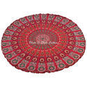 Cotton Mandala Beach Towel