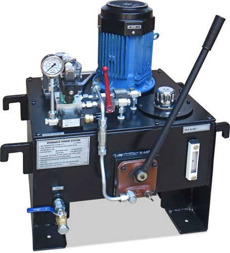 Hydraulic Power Pack For Bollard
