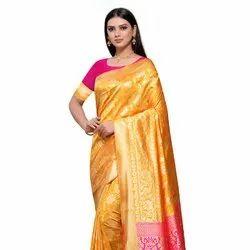 Low Range Fancy  SIlk Saree