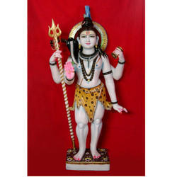 Standing Lord Shiva Statue