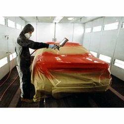 Car Refinishing Booth