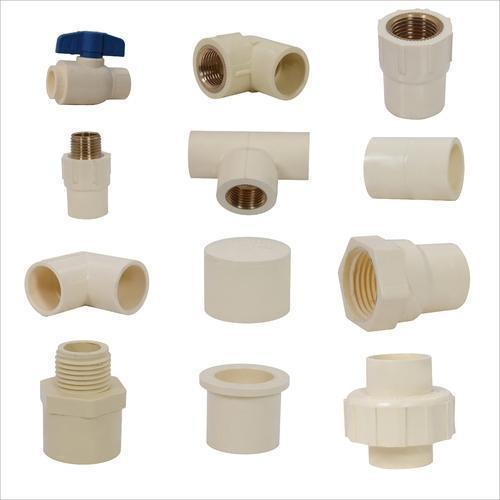 CPVC Pipe Fitting, Size: 1/2 to 2 Inch, Rs 110 /piece Shiv Bharat Trading  Company   ID: 20179356488