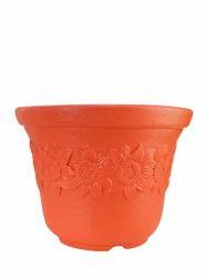 Plastic Planter 14 Sunny Pot