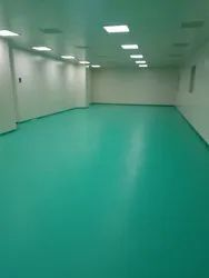 Commercial PU Flooring Service