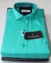 Men's Pure Cotton Plain Shirt