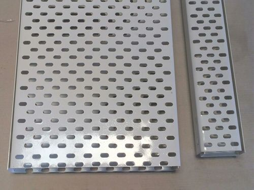 Steel Perforated Cable Tray