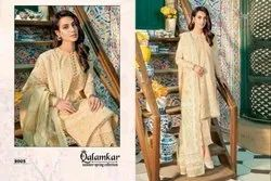 Shree Fabs Qalamkar Fancy Salwar Suit
