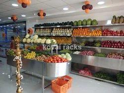 Veg Racks & Fruit Racks