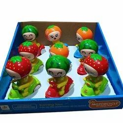 Indoor Plastic Push Go Toy For Kids, Child Age Group: 8-12 Years
