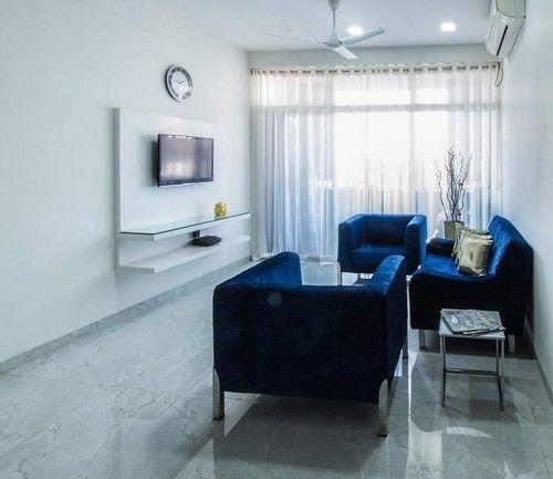 Interior Design Of Modern Room, Living Room Interior