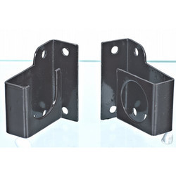 L Type Curtain Rod Bracket