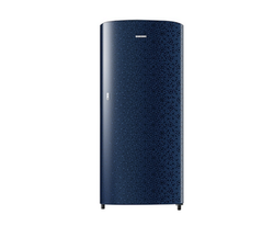 Blue Samsung 9R11C2MU Refrigerator, Electricity