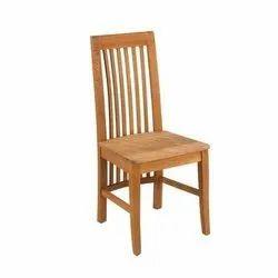 Brown Fancy Wooden Chair
