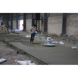 Trimix Flooring Services, India