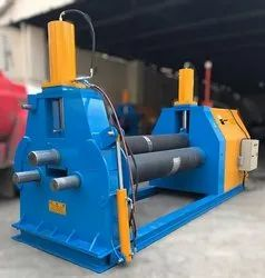 Hydro Mechanical Plate Rolling Machine