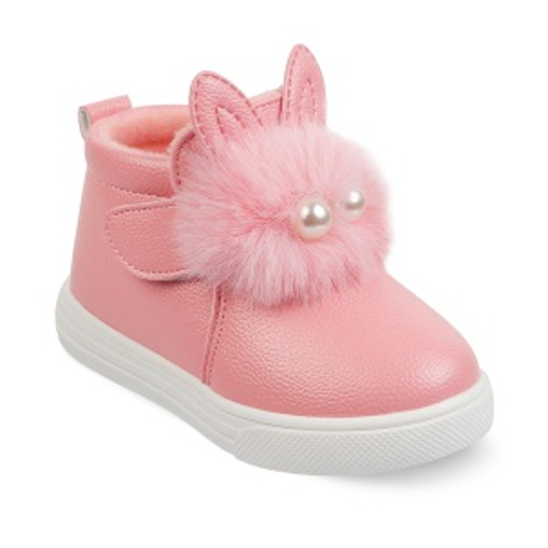 Kids Pink Boots at Rs 699/pair | Children Boots | ID: 21596136448