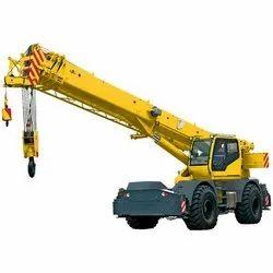 Hydraulic Truck Mounted Crane, Capacity: 10-15 Ton, Rs 350000 /unit