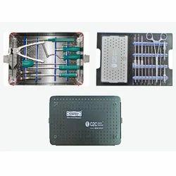 Cervical Plate Instrument Set