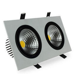 20W Maxi-S Dual LED Recessed COB Down Light