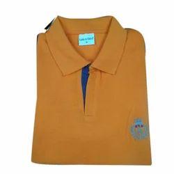 Orange Men's Corporate T Shirt
