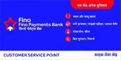 Fino Payment Bank Csp with micro Atm