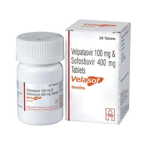 Velpatasvir And Sofosbuvir