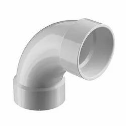 90 Degree Female UPVC Pipe Elbow, for Structure Pipe, Size: 2 inch