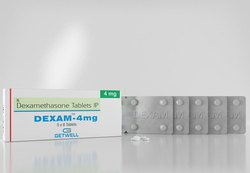 Dexam Dexamethasone 4 Mg Tablets