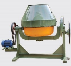 Bed Type Concrete Mixer