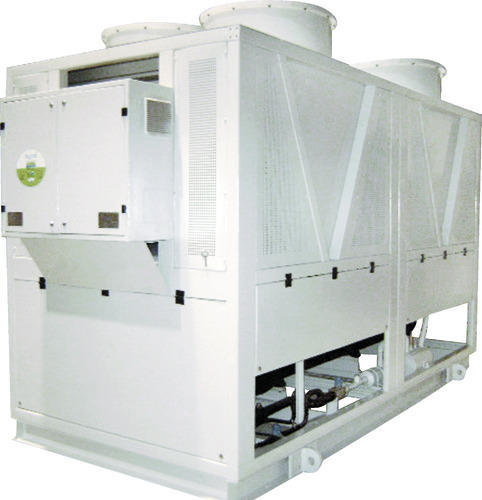 Three Phase Automatic Air-Cooled Reciprocating Chillers, Capacity: 2 Tr To 300 Tr