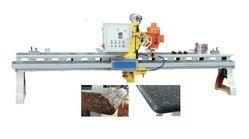 Granite Edge Moulding and Polishing Machine