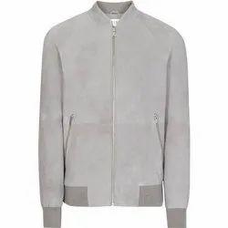 Full Sleeve Fleece Mens Jacket Pullover, Size: M-XXL