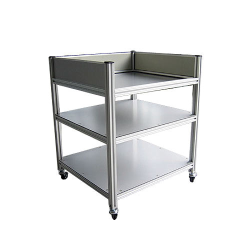 Aluminum Table - Aluminium Profile Work Table Manufacturer from Chennai