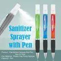 Sanitizer sprayer pen