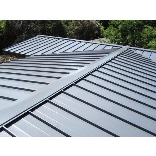 Standing Seam  Roofing sheet