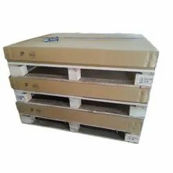 Rectangular Rubber Wood Wooden Pallet Heavy Duty Packing, Capacity: 1-100 Kg, For Industrial