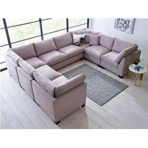 Modern U Shaped Sofa Set At Rs 3000 Running Feet Asalfa Mumbai