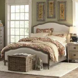 FurnitureKraft Wooden Bed