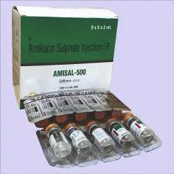 Amikacin-500  Injections