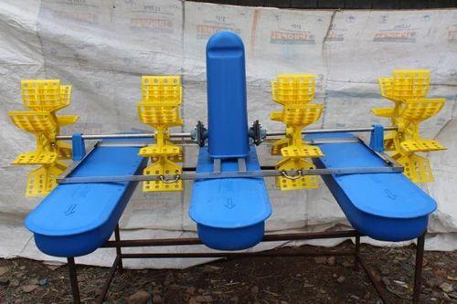 Four Paddle Aerator
