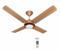 Olivia Pearl Copper Ceiling Fan